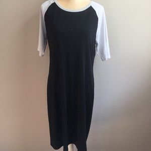 Lularoe Julia Dress size XL 🔥SALE🔥